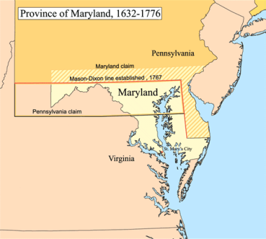 Maryland Colony Facts and History - The History Junkie on solar energy production map, german resource map, gas production map, petroleum production map, organic production map, food production map, wind energy production map, chemical production map,