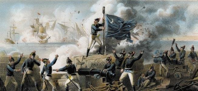 Battle of Fort Sullivan Facts