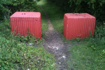 Mystery Tank Traps