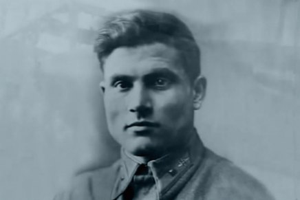 2402 Mikhail Petrovic Devyataev
