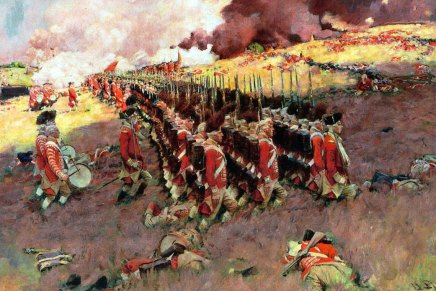 2404 The Battle of Bunker Hill, part 1