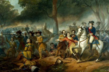 2501  Braddock's Defeat – Washington and the Battle of Monongahela
