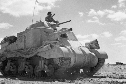 The M3 'Grant' Tank