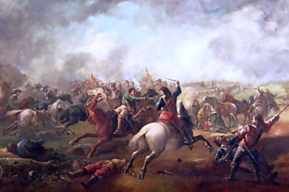 2510 The Battle of Marston Moor