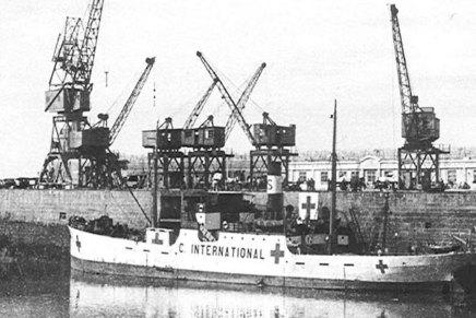 Britain's Blockade of Europe & the response of the ICRC