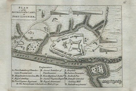 2601 – Fort Ligonier and the Fall of Fort Duquesne