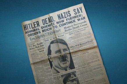 Hitler's Death
