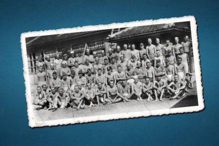 Japanese POW: Ray Fitchett
