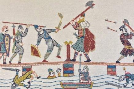 2807 – The Battle of Stamford Bridge