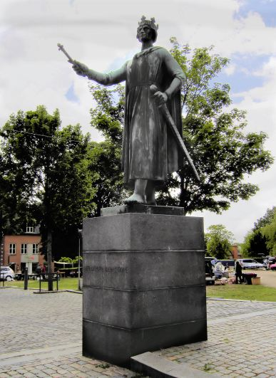 Statue of Valdemar the Great