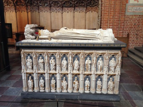 Sarcophagus of Margaret I