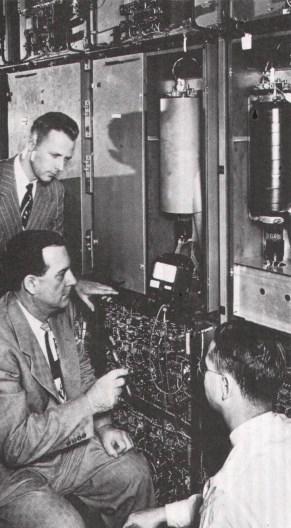 Forrester (far left)