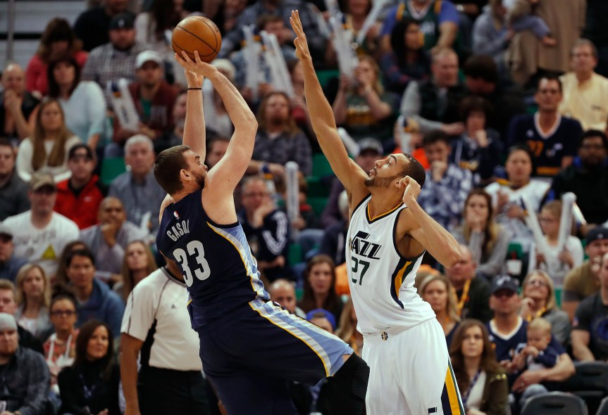 Jazz Hope to Avoid Strike 3 Against Grizzlies