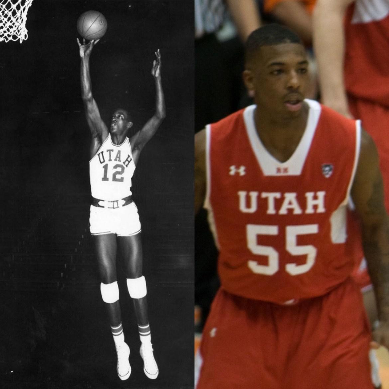 "Utah March Madness: 8 Billy ""The Hill"" McGill vs 9 Delon Wright"