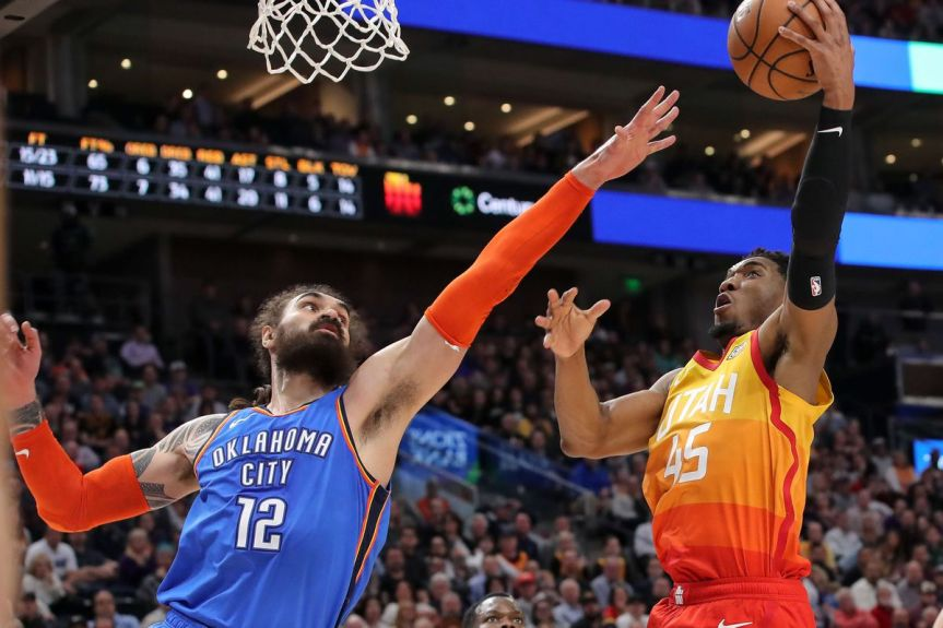 """Three Key """"Jazz Notes"""" for the Win: Previewing Utah Jazz vs. Oklahoma City Thunder"""