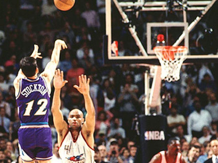 Top NBA Playoff Performances in Utah Jazz History