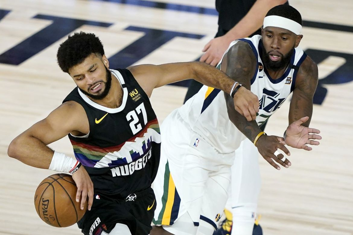 Jazz Fall Short Despite Record-Breaking Performance from Mitchell