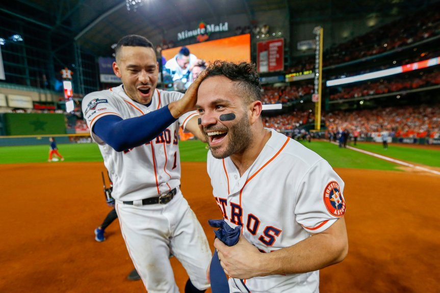 MLB's Must-Watch Team: The Trash Can Bros…I Mean Astros