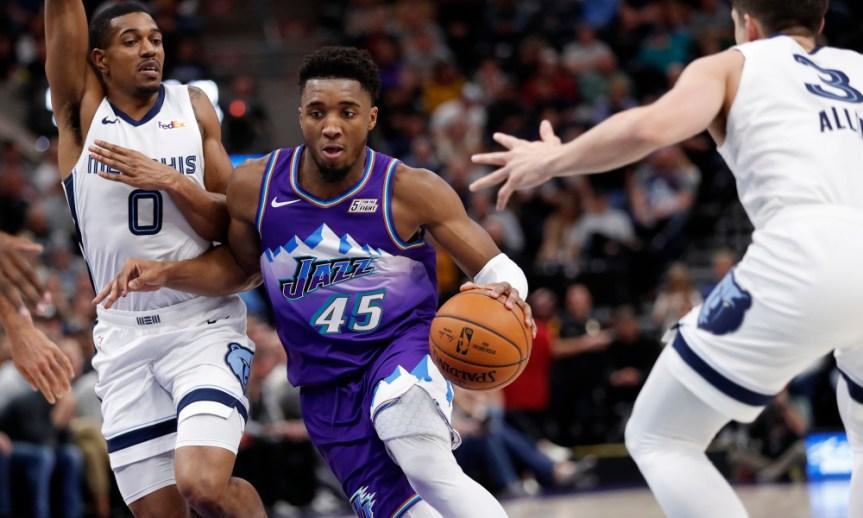 Jazz Recap: Utah Survives Memphis by Hitting Threes