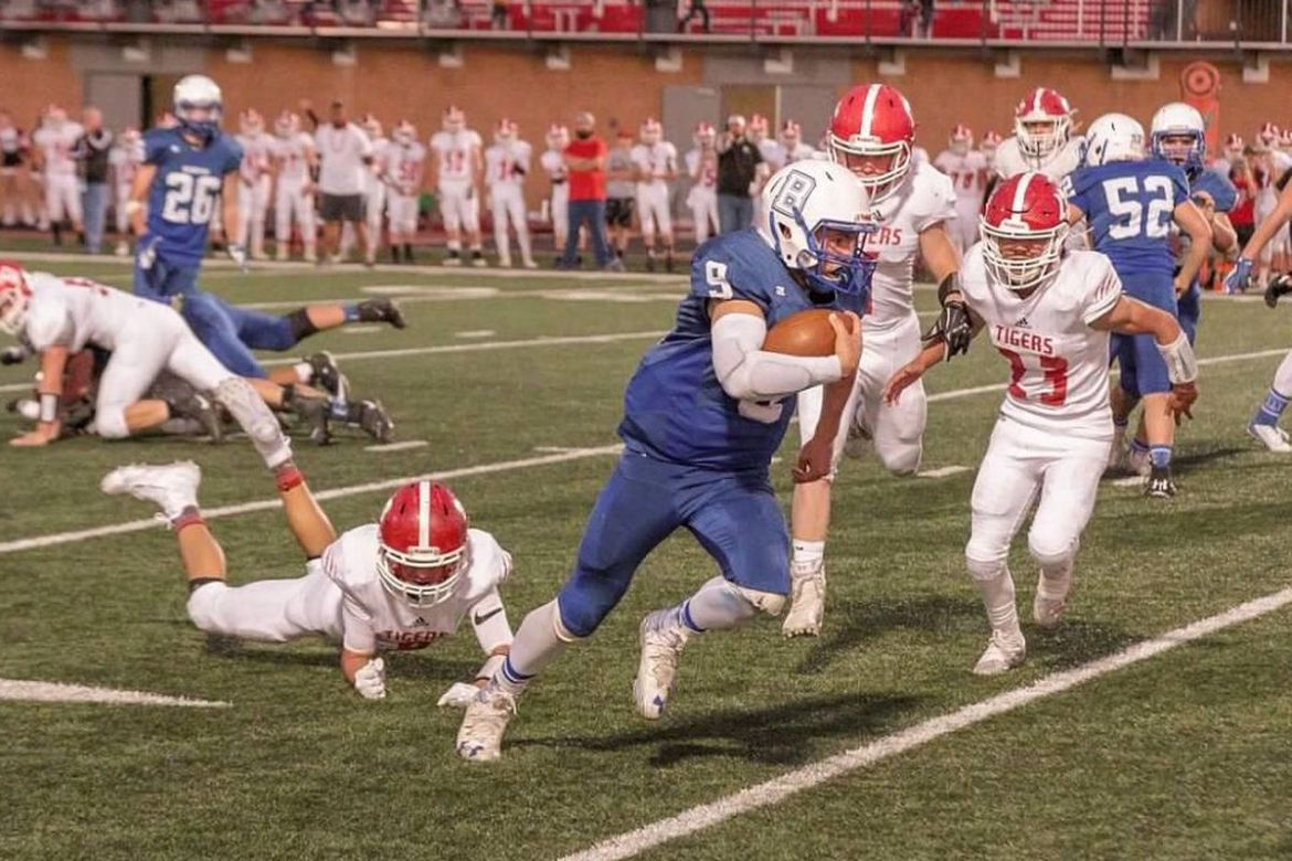 Seniority Rules as battle-tested Beavers trump young Tigers, 48-7