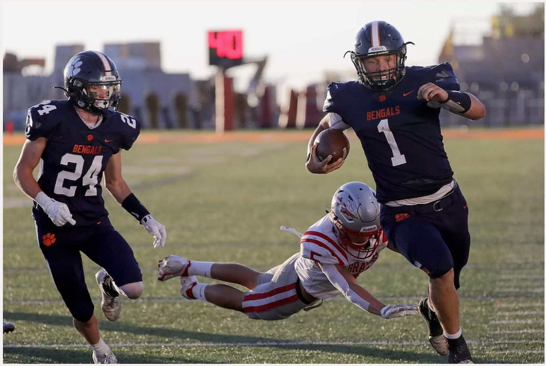 Round 2 picks for 5A High School Football Playoffs