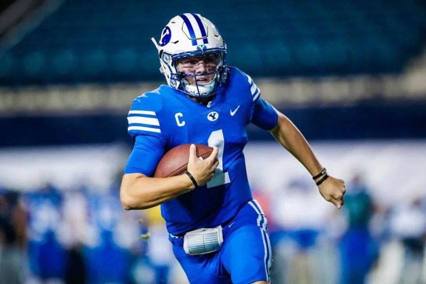 BYU looks to stave off Houston in Clash of the Cougars