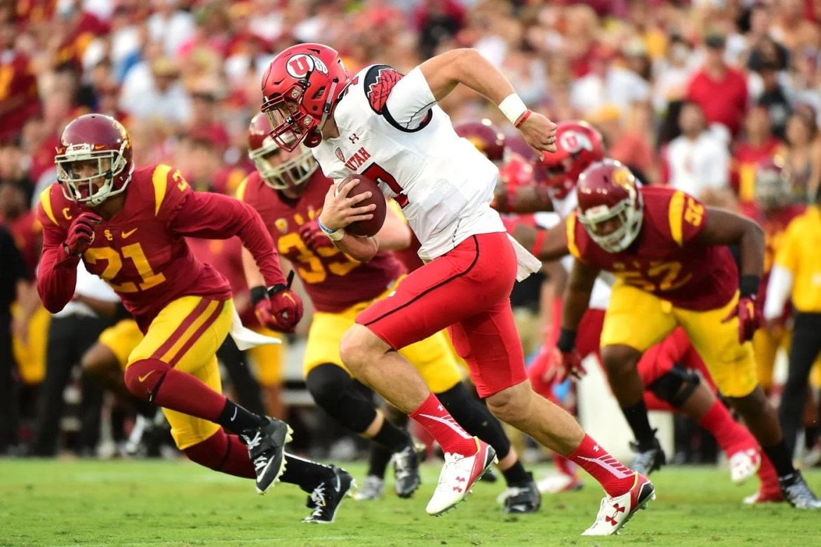 Chart 'Em Up: Utah unable to find a rhythm against USC