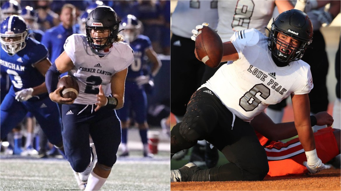 6A Football State Finals: Lone Peak vs Corner Canyon