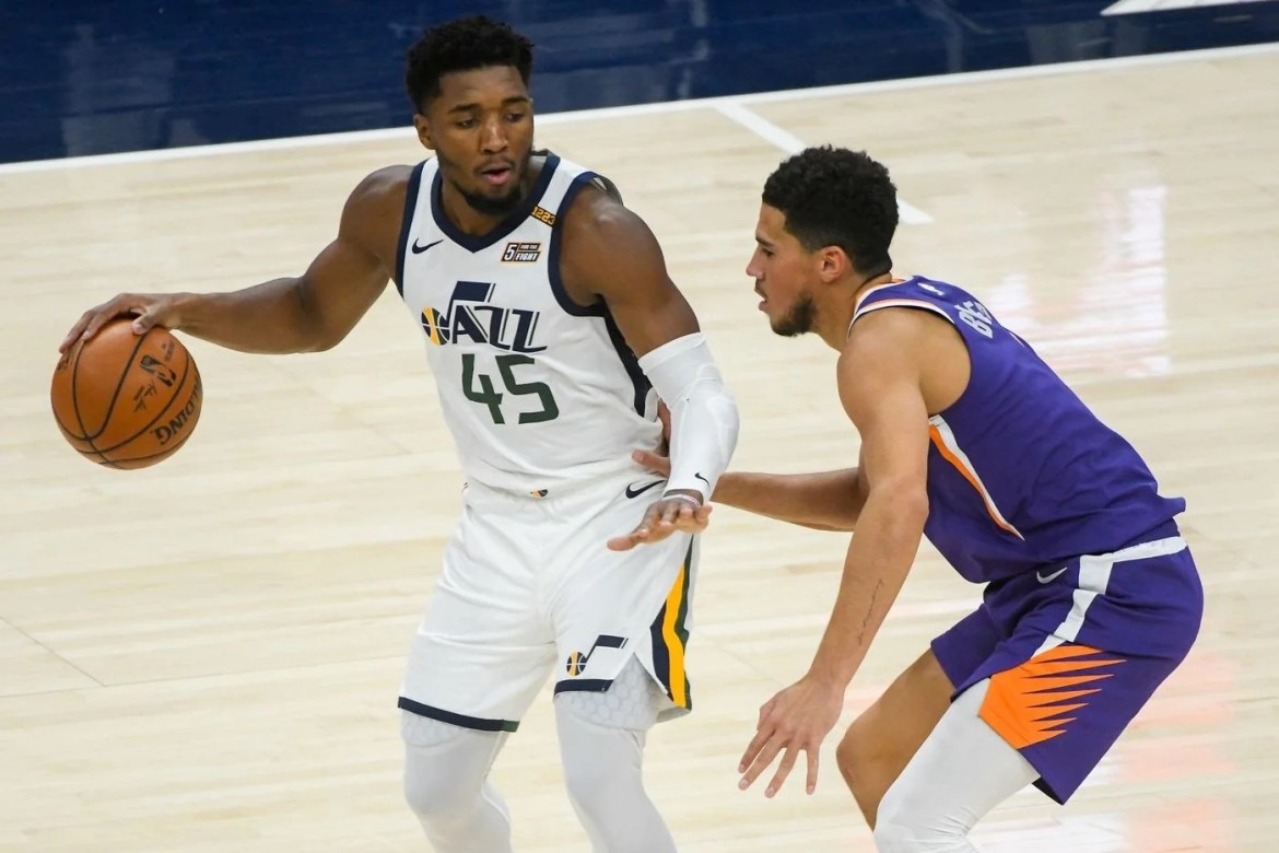 Utah Jazz: Preseason Game 1 Overreactions to the win vs the Suns