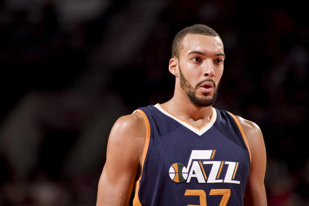 Home sweet home: Utah Jazz sign Rudy Gobert to Max Extension