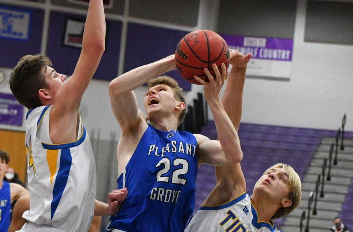 High School Basketball: The Pleasant Grove Vikings are the best in the 6A division