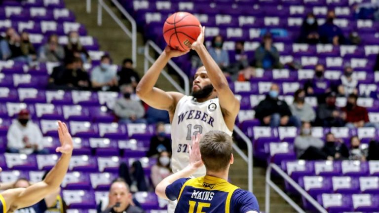 Game Recap: Weber State Wildcats Continue Hot Shooting in Win over NAU