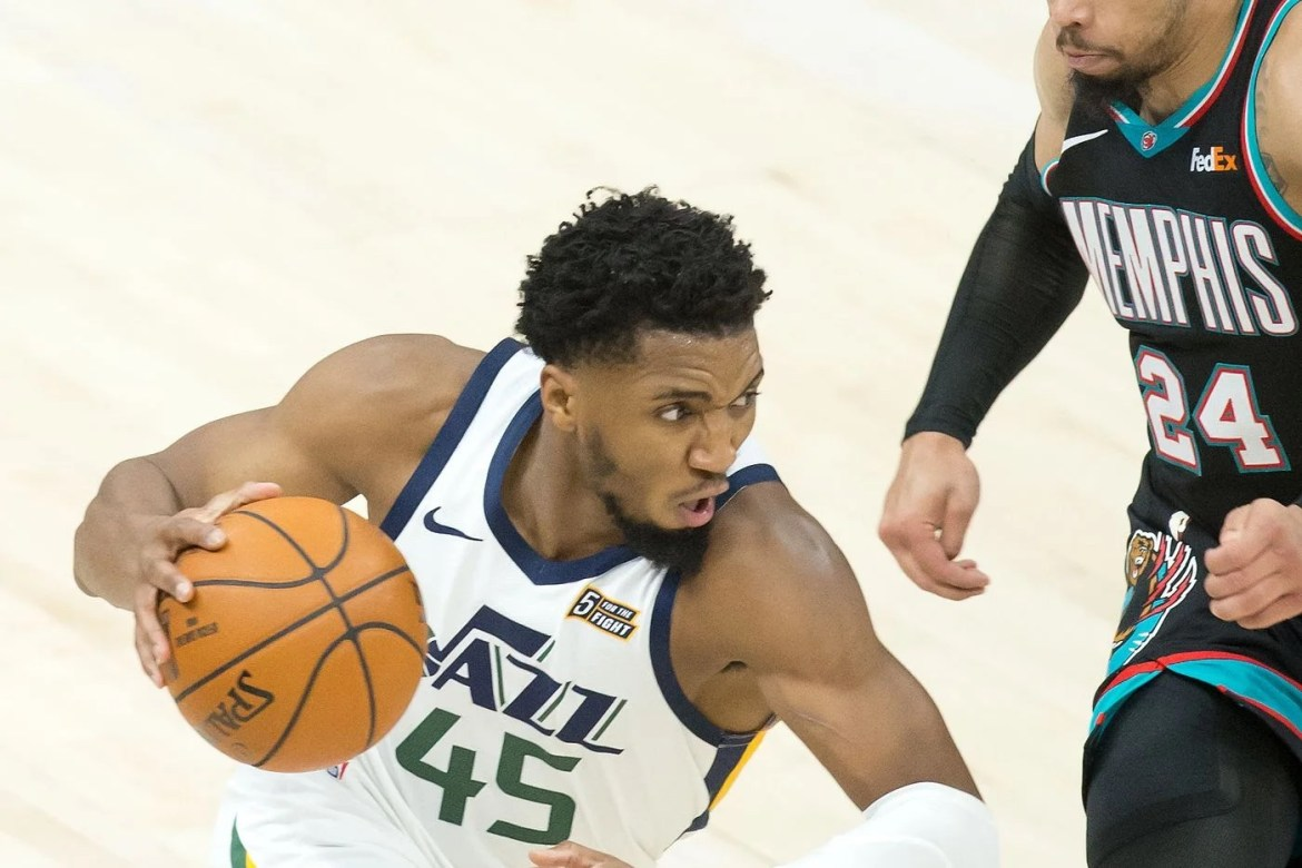 Just Jazz: How the Utah Jazz pulled in front and held on to beat the Grizzlies