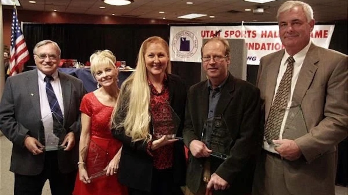 Utah Sports Hall of Fame Inductee of the Week: Lori Parrish Salvo