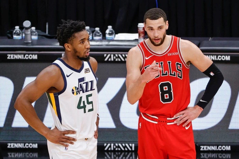 Half Note: Analyzing Part II Jazz vs Bulls