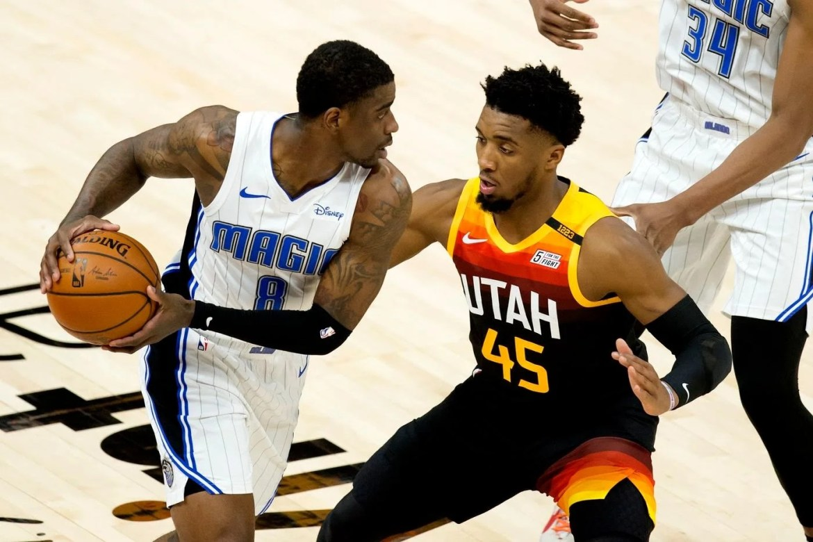 Jazz Madness: Utah shoots lights out from three over Orlando