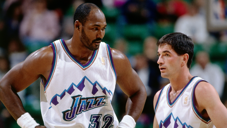 Throwback Thursday: Karl Malone erupts for 50 in win over Seattle