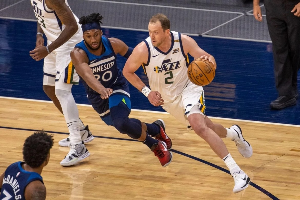 The Timeout: Mike Conley the hero and a new Scapegoat in Utah Jazz loss to Wolves