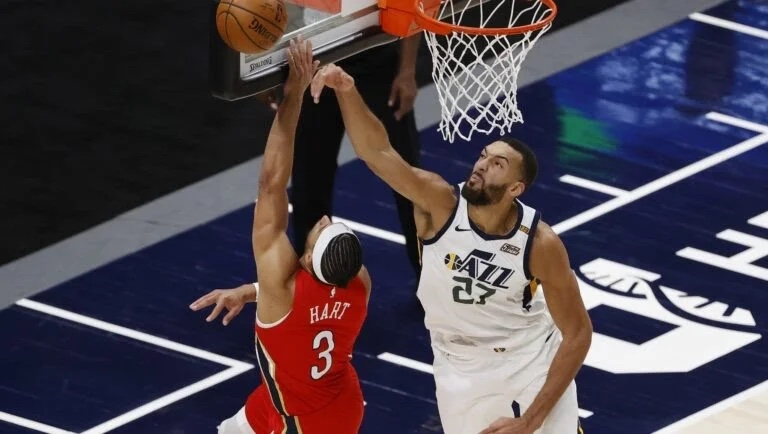 Why Rudy Gobert is the Defensive Player of the Year