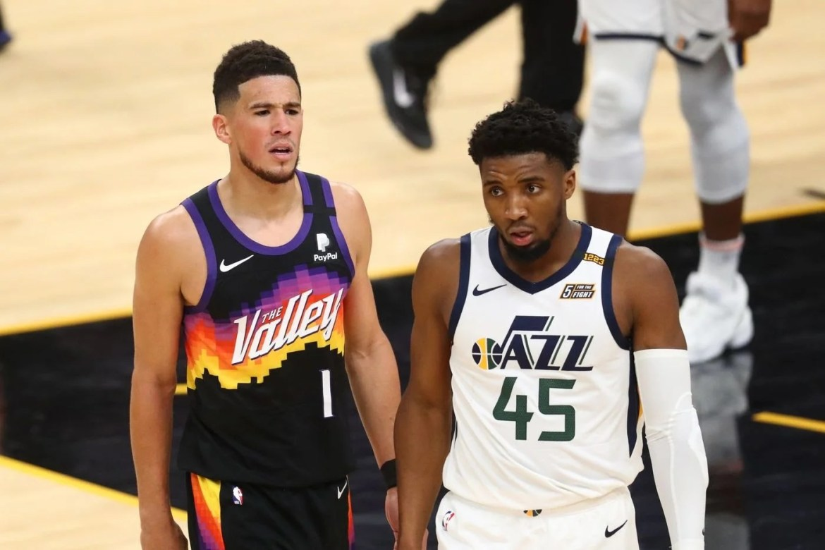 Game Preview: Jazz vs Suns Part III