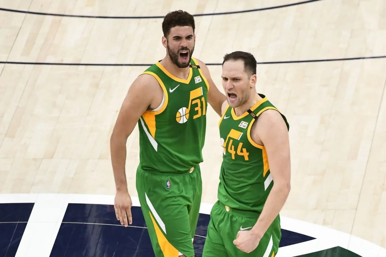 The Timeout: 48 Facts about Utah Jazz MVP Bojan Bogdanovic