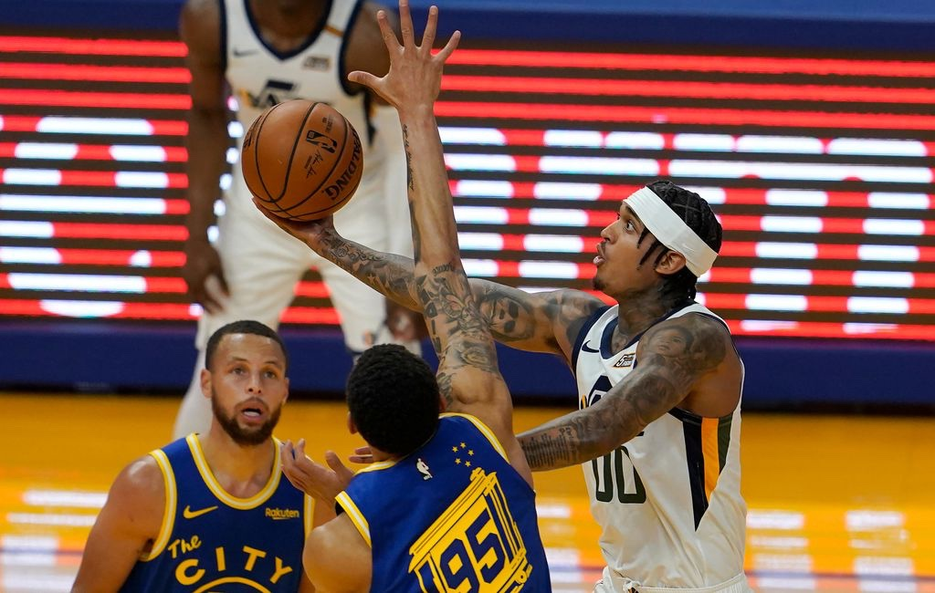 Three reasons why Jordan Clarkson is the saving grace for the Jazz