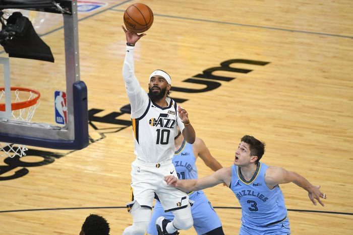 Playoff Push: Utah Jazz Tame the Grizzlies in Game 3