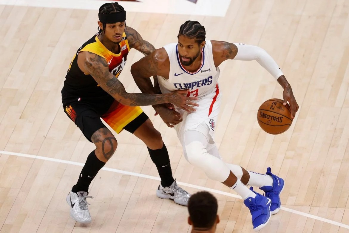 Playoff Push: Utah Jazz take Commanding lead over Clippers