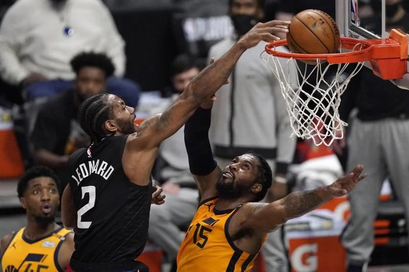 Playoff Push: Clippers Even Series with Utah Jazz