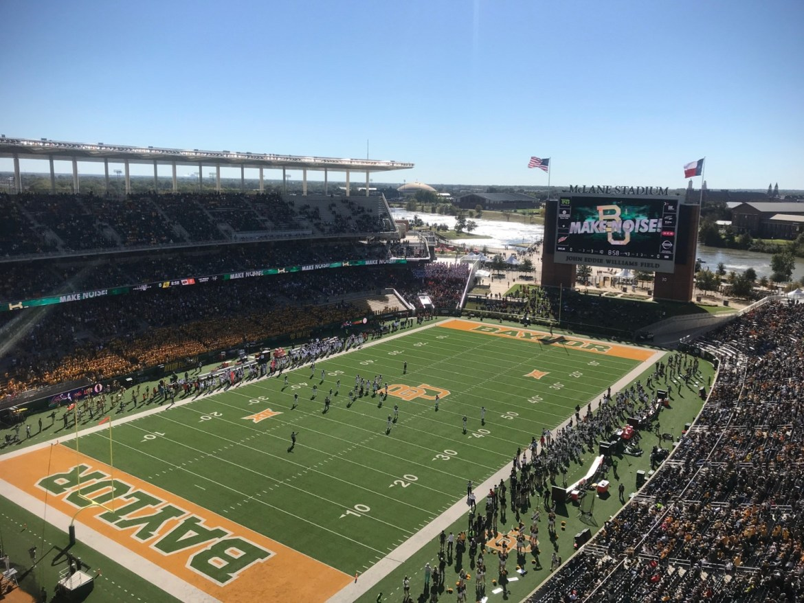 BYU Football Road Games to plan a vacation around: Baylor