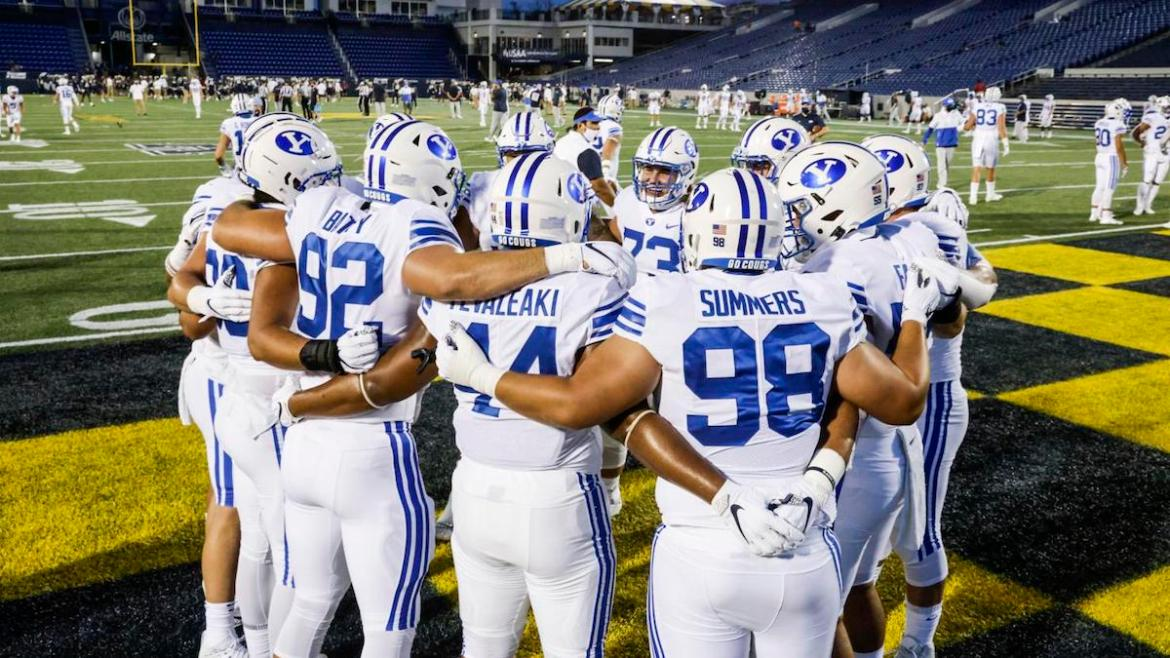Conference Realignment: The Perfect Scenario for BYU