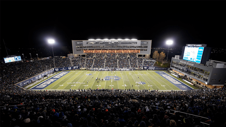 Conference Realignment: The Perfect Scenario for the Utah State Aggies
