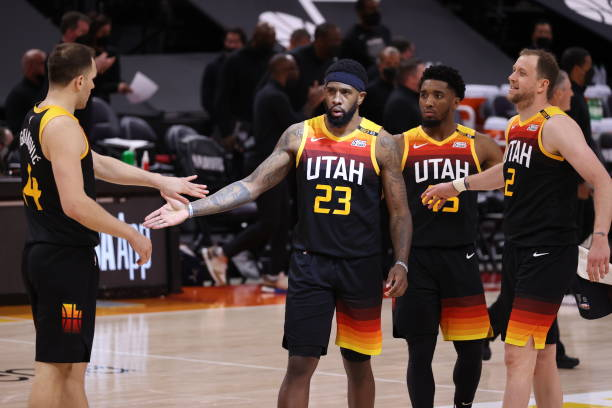 Utah Jazz Announce 2021-2022 Schedule