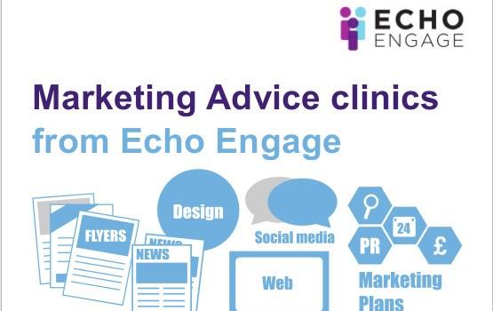 Echo Engage marketing advice clinic